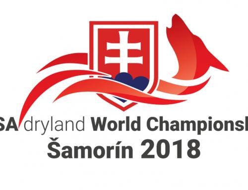 WSA Weltmeisterschaft Dryland 2018 in Šamorín – Slovakia