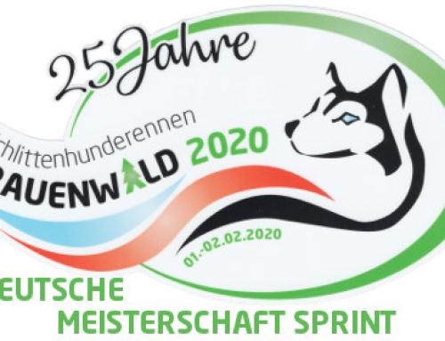 Ausschreibung DM Snow 2020 Frauenwald