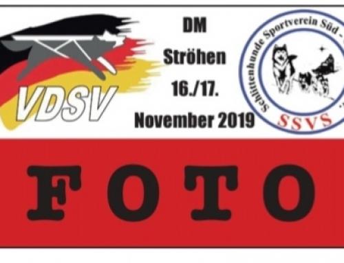 Infos für Fotografen auf der DM Dryland 2019 in Ströhen-Wagenfeld