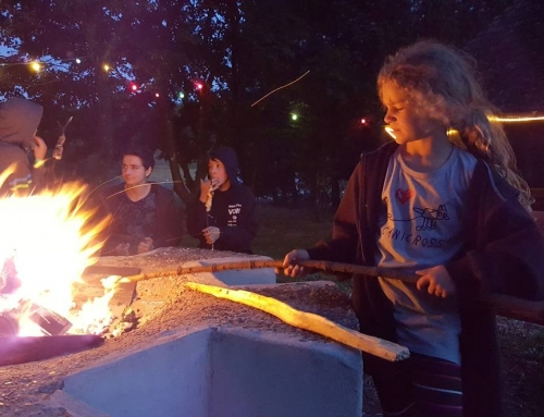 Bericht vom Jugendcamp 2019 des SCV Hessenhounds