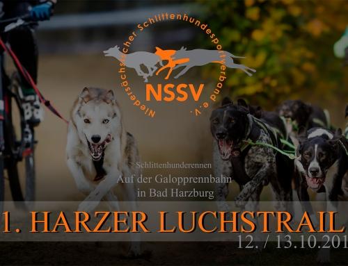 1. Harzer Luchstrail am 12./13. Oktober 2019