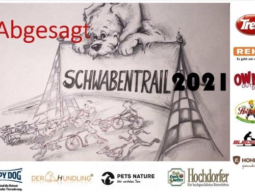 Absage Schwabentrail 20.03.-21.03.2021