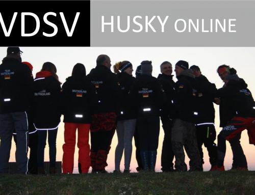VDSV Newsletter – HUSKY online Dezember 2018