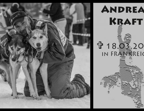 Andreas Kraft unerwartet verstorben