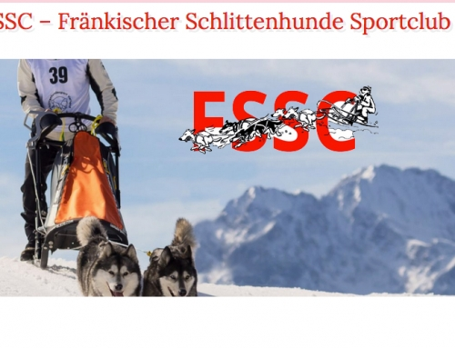 Better Mushing des FSSC am 30. März 2019