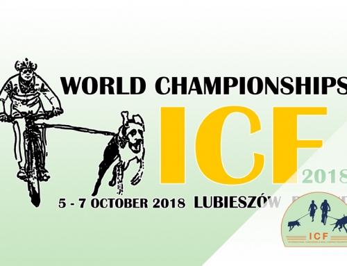 Berwerbung ICF/IFSS – internationale Meisterschaften Dryland 2018
