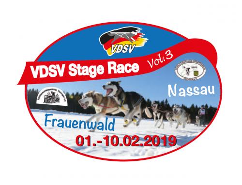 3. VDSV Stage Race (2019) – Ausschreibung