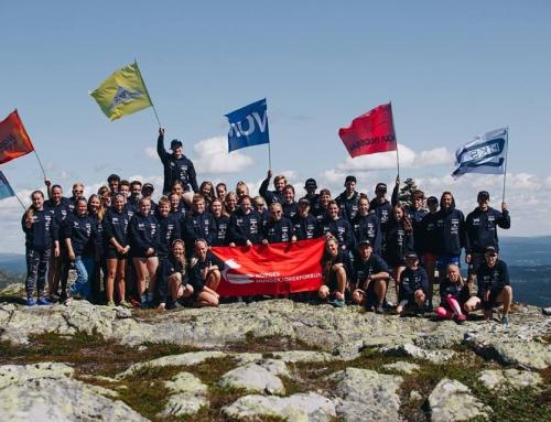 Bericht über die Sommerzughundeschule für Jugendliche in Norwegen 2018