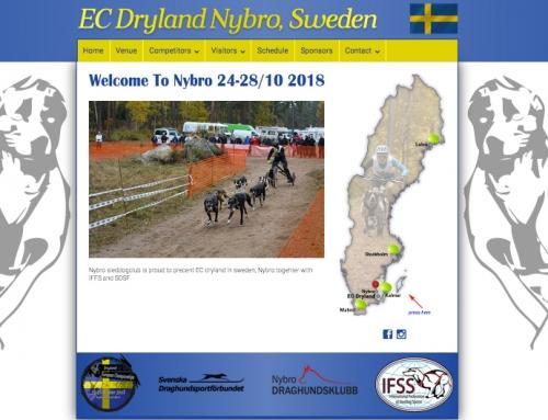 IFSS EM DRYLAND 2018 in Nybro/Schweden