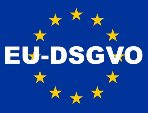 EU-Datenschutz Grundverordnung, Informationen auf dem VA