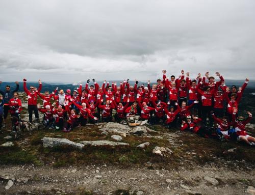 Sommerzughundeschule/Sommercamp für Jugendliche in Norwegen